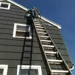 Metal Roof Painting Contractors Fort Canning SG